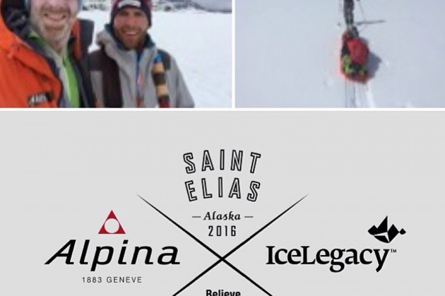 Alpina x IceLegacy St. Elias – DAY 19